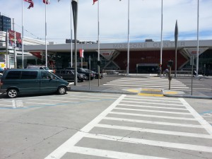 Moscone Center in San Francisco, home of the 2014 Red Hat Summit
